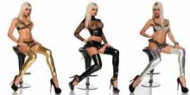 Wetlook-Metallic-Stockings - Bild vergrößern