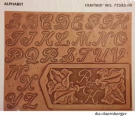 72283 Craftaid Alphabet 1in - Bild vergrößern