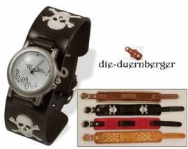 Uhren-Armband Bausatz Leder - Bild vergrößern