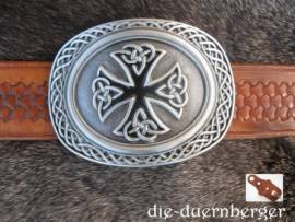 Buckle Celtic  Farbe nickel - Bild vergrößern