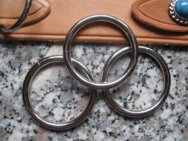 O-Ring 30 x 4,0 mm vernickelt - Bild vergrößern