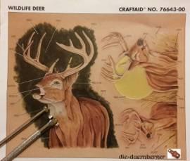 76643 Craftaid Wildlife Deer Jagd - Bild vergrößern