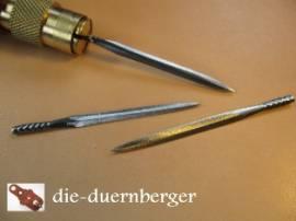 Sattlerahle Schwertahle Blanchard vorgeschliffen - Bild vergrößern