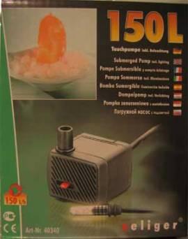 Magnetkreiselpumpe SELIGER 150L - Bild vergrößern