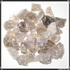 Rauchquarz Chips Rohsteine naturrein Brasilien 1kg - Bild vergrößern