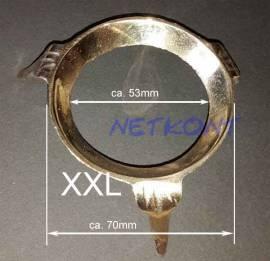 Metall-Ständer für Kugeln und Eier Halter für Ei Kugel-Halter Kugelständer - Bild vergrößern