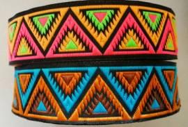 Webband Azteken - Bild vergrößern