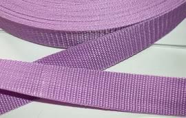 Gurtband 20 mm flieder - Bild vergrößern