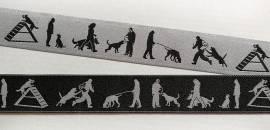 Webband IPO Hundesport   - Bild vergrößern