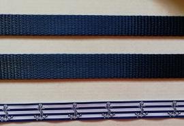 hochwertiges Gurtband dunkelblau NEU!!! - Bild vergrößern
