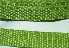 Gurtband 25 mm kiwi - Bild vergrößern