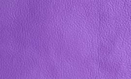Leder lila hell 10 x 43 cm - Bild vergrößern