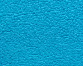 Leder karibikblau 15 x 73 cm - Bild vergrößern