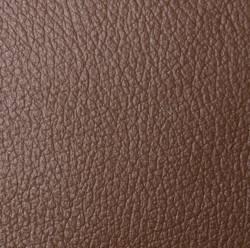 Leder kastanie 28 x 50 cm - Produktbild