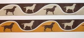 Webband Labrador Edition - Bild vergrößern