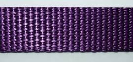 hochwertiges Gurtband lila - Bild vergrößern