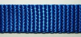 hochwertiges Gurtband royalblau - Bild vergrößern