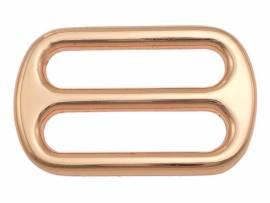 Schieber roségold 20 mm  - Bild vergrößern