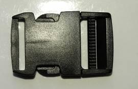 Steckschließe 40 mm - Bild vergrößern