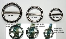 Stegring 20 mm - Bild vergrößern