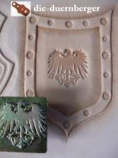 Punzierstempel Wappenadler Crest