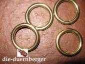 O-Ring 38 x 5,5 mm REIN messing