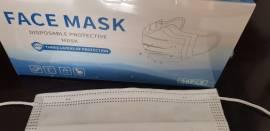 Mund Nasen Gesichts Maske Besuchermaske
