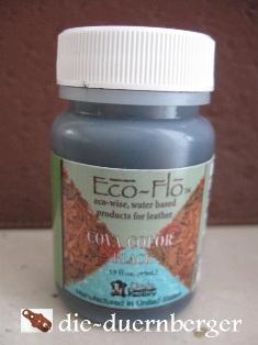 Eco-Flo Cova-Colors schwarz (01) 2 oz