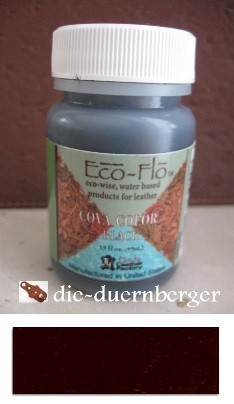 Eco-Flo Cova-Colors dkl.-braun (02)  2 oz
