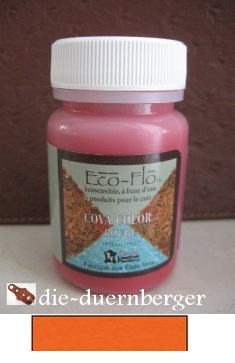 Eco-Flo Cova-Colors orange 2oz (09)