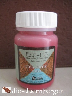 Eco-Flo Cova-Colors rot 2oz (06)