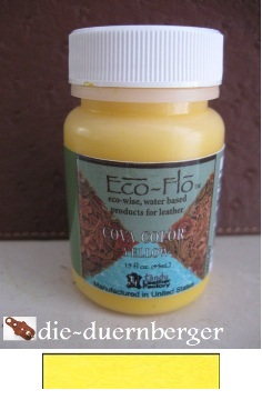 Eco-Flo Cova-Colors gelb 2 oz (07)