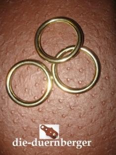 O-Ring 32 x 4,7 mm REIN messing