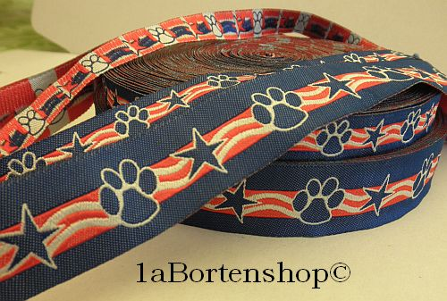 Webband American Paws