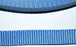 Gurtband 15 mm veilchenblau