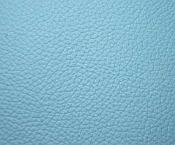 Leder hellblau 9 x 75  cm