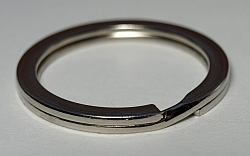 Schlüsselring flach 30 mm