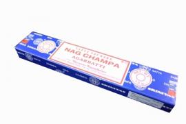 Satya Sai Baba Nag Champa Räucherstäbchen - Bild vergrößern