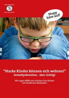 Eltern-Sicher-Stark-Film / -Starke Kinder können sich wehren!- - Bild vergrößern