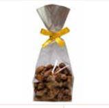 Gebrannte Mandeln mit Marzipan 100 Gramm im Polybeutel,15 Beutel