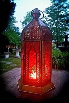Orientalische Laterne Alladin