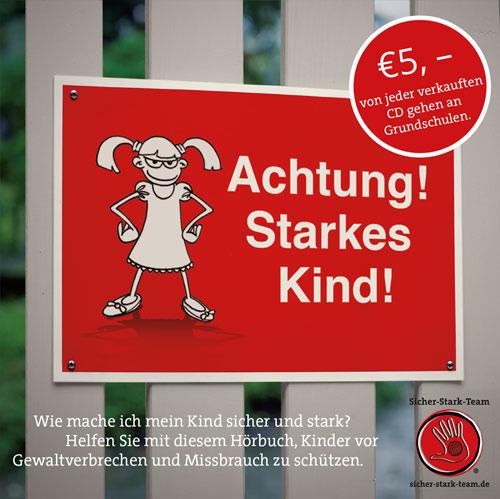 Hörbuch -Achtung! Starkes Kind!-