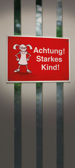 Sicher-Stark-Poster