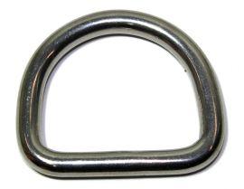 D-Ring geschweisst V4A 6x40 mm 16-3009