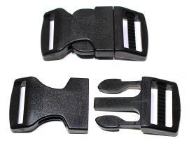 Steckschnalle gebogene Form 16 mm 18-2013