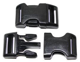 Klickverschluss 25mm gebogene Form Wienerlock 18-2001