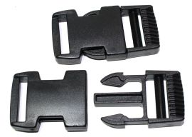Steckschnalle gerade Form 50 mm 18-2012