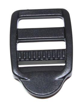 Leitersteg Verstellschieber 20mm Kunststoff 18-3020