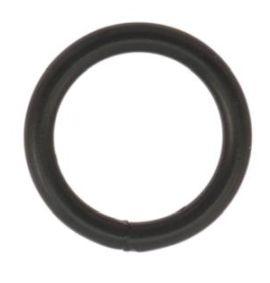 Rundring 25mm geschweisst schwarz 25x4 mm 14-3053
