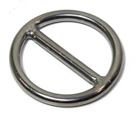 Ring mit Steg V4A geschweisst 25x4,0 mm 16-2052